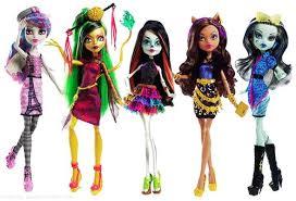 6 причин купить куклу Монстер Хай в интернет магазине fashiontoys.com.ua